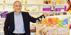Philippe Georges, PDG de Beauty Success