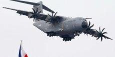 """Les motoristes de l'A400M ont trouvé une """"solution immédiate intermédiaire"""" en vue de régler le défaut de la boite de transmission de puissance (Propeller Gear Box ou PGB) du moteur de l'avion de transport militaire"""