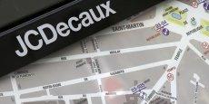 La part du marché de la communication extérieure détenue par JCDecaux est évaluée à 14%