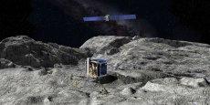 Seulement quatre mois après Philae, c'est au tour de Rosetta de faire ses adieux