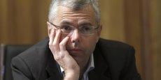Michel Combes, le PDG de SFR.