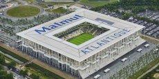 Les Girondins de Bordeaux évoluent à domicile au Matmut Atlantique