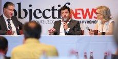 Thomas Fantini revendique son management paternaliste