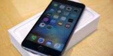 Les bénéfices d'Apple sont néanmoins restés à un niveau extrêmement élevés au dernier trimestre 2015.