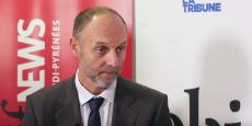 Xavier Tabary, président d'Eurobiomed
