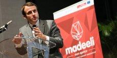 En octobre 2015, Emmanuel Macron avait lancé à Figeac un appel à projets pour l'industrie du futur