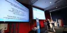Le forum COP21 a réuni 230 personnes à l'espace Vanel à Toulouse le 15 octobre 2015.
