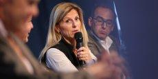 Valérie Jimenez, présidente de Jimenez FVA, une société de transport basée en Haute-Garonne