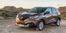 Renault Kadjar ambitionne de réussir là où le Koleos a échoué.