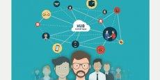Le programme French IoT vise à constituer un écosystème de 100 start-ups autour du hub numérique de La Poste