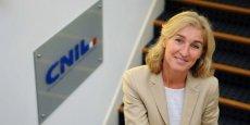 """Isabelle Falque-Pierrotin, la présidente de la Cnil, estime que l'application de rumeurs anonymes Gossip porte """"des atteintes graves à la vie privée""""."""