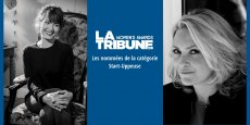 Emmanuelle Duez (Women'Up & The Boson Project) & Laurence Onfroy (TemptingPlaces)