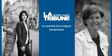 Carole Garcia & Nathalie Juin  et  Miren de Lorgeril