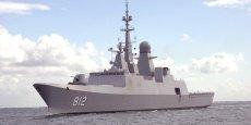 La frégate de taille intermédiaire (FTI) n'accostera pas au Qatar, qui a préféré des corvettes italiennes