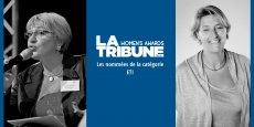 Aline Aubertin (GE Healthcare) & Agathe Boidin (Orchestra Prémaman)