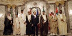 François Hollande au Qatar, dont le fonds souverain est l'un des puissants au monde