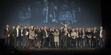 La cérémonie a célébré la réussite de 13 décideurs lauréats