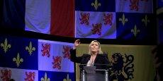 Marine Le Pen a gagné son pari: le Front National arrive en tête au premier tour des élections régionales