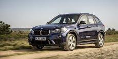 Le dynamisme du BMW X1 le distingue de ses concurrentes et offre une conduite sportive remarquable.
