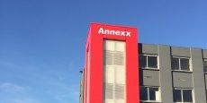 Annexx rénove actuellement les 600 m2 de bureaux de l'implantation marseillaise située aux Arnavaux.