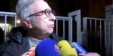 """""""Quand on se retire, le FN est plus fort"""", a lancé Jean-Pierre Masseret."""