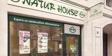 """""""NaturHouse : Apport personnel à partir de 10.000 euros ; Investissement global de 80.000 euros ; CA moyen après deux ans d'activité de 200.000 euros"""""""