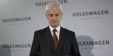 Matthias Muller, le nouveau Directeur du groupe automobile, veut faire évoluer Volkswagen et trancher avec l'ère de son prédecesseur Martin Winterkorn.