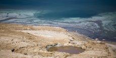 Le projet de canal reliant la mer Morte à la mer Rouge prévoit un pipeline de 200 kilomètre de long, et l'installation d'une usine de dessalement.