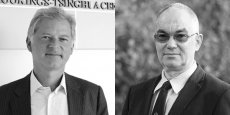 Philippe Le Corre et Kemal Kirişci