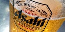 Asahi, qui rivalise au Japon avec Kirin et Suntory, vise une légère amélioration de ses résultats en 2016: il prévoit un bénéfice net de 80 milliards de yens (640 millions d'euros), pour un chiffre d'affaires de 1.870 milliards (14,9 milliards d'euros).
