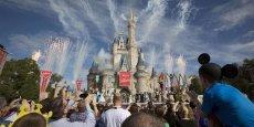 Walt Disney investit avec son partenaire local près de 5,5 milliards de dollars pour le nouveau site de Shanghai.