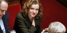 Nathalie Kosciusko-Morizet, présidente du groupe LR au Conseil de Paris.
