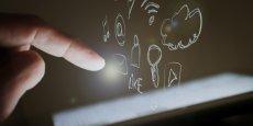 Et si on pouvait reproduire, sur un écran, la sensation du toucher telle qu'on la connaît « en vrai » ? C'est ce que propose la startup Hap2U.