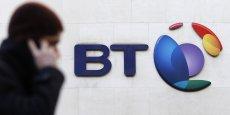 BT s'apprête à acheter l'opérateur mobile EE pour 16,5 milliards d'euros.