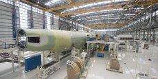 Airbus achète environ pour 8,4 milliards d'euros chez les sous-traitants français