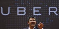 La société créée par Travis Kalanick est l'une des sociétés non cotées les plus en vues. Uber a une valeur estimée à quelque 70 milliards de dollars.