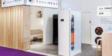 La chaudière innovante de boostHEAT, présentée pour la 1ère fois sur le salon Bâtimat 2015