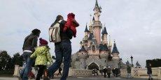 """Le territoire où est implanté Euro Disney veut être plus qu'un """"hub touristique""""."""