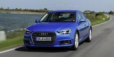 L'Audi A4 a peu changé son look son extérieur, en revanche, elle est chargée d'innovations.