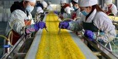 L'activité industrielle chinoise poursuit son ralentissement en dépit des nombreuses injections de liquidités et assouplissement monétaires.