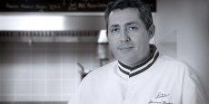 Jérôme Nutile a ouvert son restaurant gastronomique à Nîmes en mars 2015