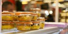 La grippe aviaire a un impact sur les distributeurs de foie gras