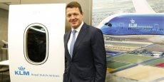 """""""Les discussions vont reprendre"""", a indiqué Pieter Elbers, le président du directoire de KLM."""