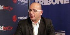 Olivier Guillaumon, cofondateur des Miels Gourmets