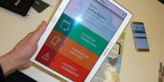 L'application Silvercloud proposée par Inovelan facilite la communication entre les acteurs impliqués dans l'accompagnement des personnes à domicile.