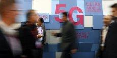 En février dernier, les équipementiers et opérateurs télécoms ont multiplié les démonstrations liées à la 5G au Mobile World Congress de Barcelone (photo).