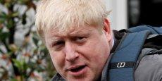 Boris Johnson, l'ancien maire de Londres, défenseur du Brexit.