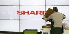 """""""Il est inexact que nous ayons pris une telle décision, même si nous étudions différentes dispositions notamment pour réduire nos frais fixes"""", a dit Sharp."""
