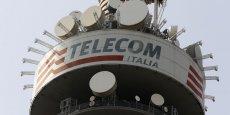 """Lors d'une conférence de presse à Milan, Arnaud de Puyfontaine a souligné que Vivendi n'avait """"pas l'intention d'augmenter sa participation"""" dans Telecom Italia, se disant """"très satisfait"""" de celle-ci."""