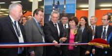 Philippe Saurel et Carole Delga ont inauguré la manifestation ensemble.